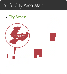 Area map of Yufu City