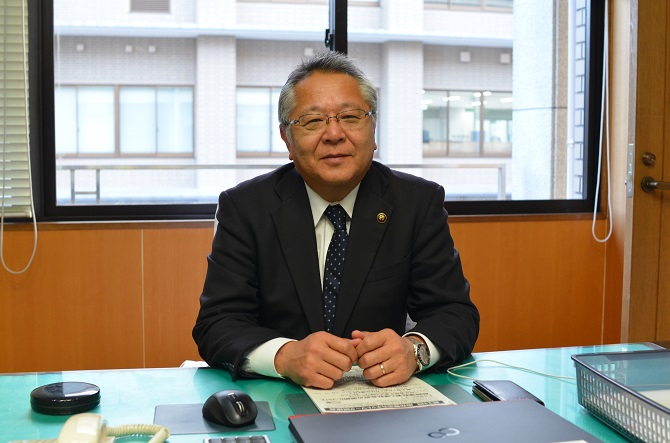 The Mayor of Yufu